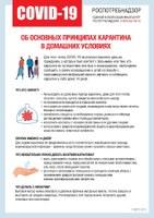 Об основных принципах карантина в домашних условиях